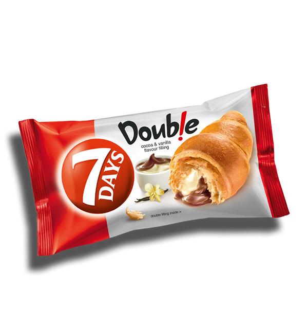 7 days Double Croissant