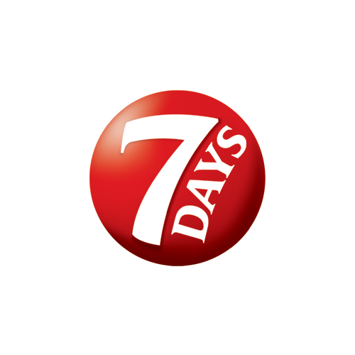 7 days - brand logo