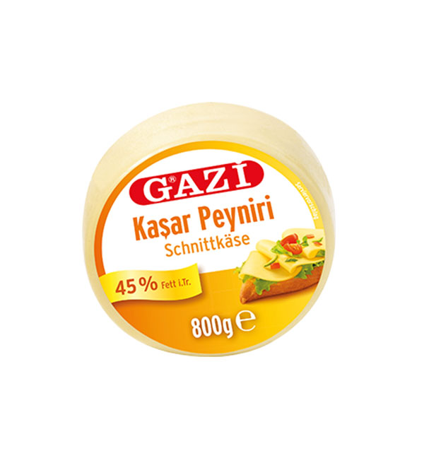 Kashkaval semi-hard cheese